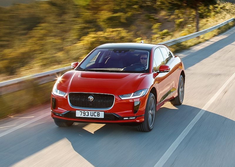 Jaguar's all-electric I-PACE voted Norwegian Car of the Year 2019