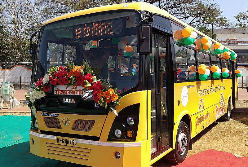 Tata Motors Delivers Six Women Friendly 9m Ultra Midi